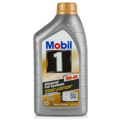 Масло Mobil 1 5w40 (1л)